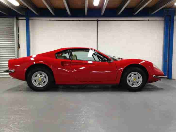 Ferrari 308 GTB Rebodied to resemble a Dino
