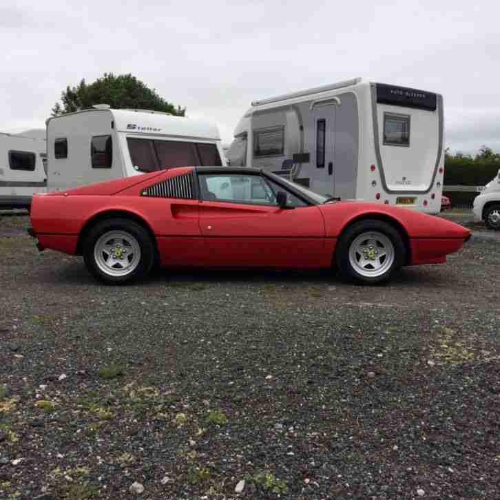 Ferrari 308 Gtsi: Ferrari 308 Bodyshell Chassis 1985 308 GTS QV For
