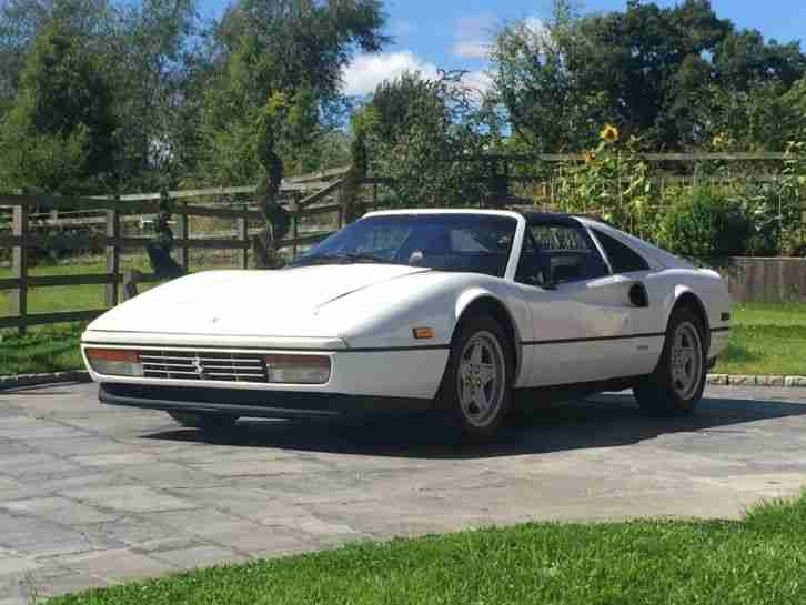 Ferrari 328 GTS None ABS car Amazing Collectors Opportunity (Very Early Car)