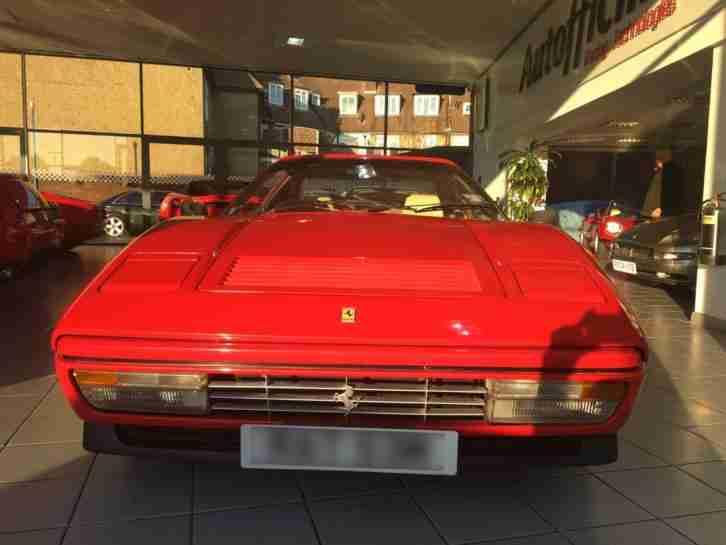 Ferrari 328 Gts PETROL MANUAL 1986 M