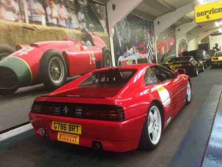 Ferrari 348 Race Car Challenge Spec