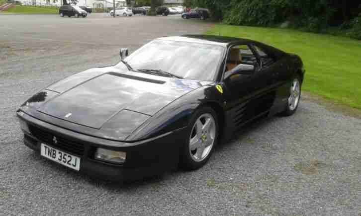 Ferrari 348 TB. Excellent Condition. Huge amount of recent work - ready to enjoy