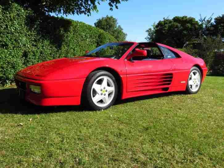 Ferrari 348 Ts Targa Top Car For Sale