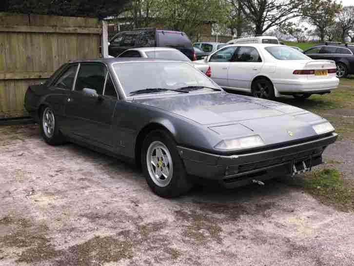 412 automatic 1985 LHD Barn find for