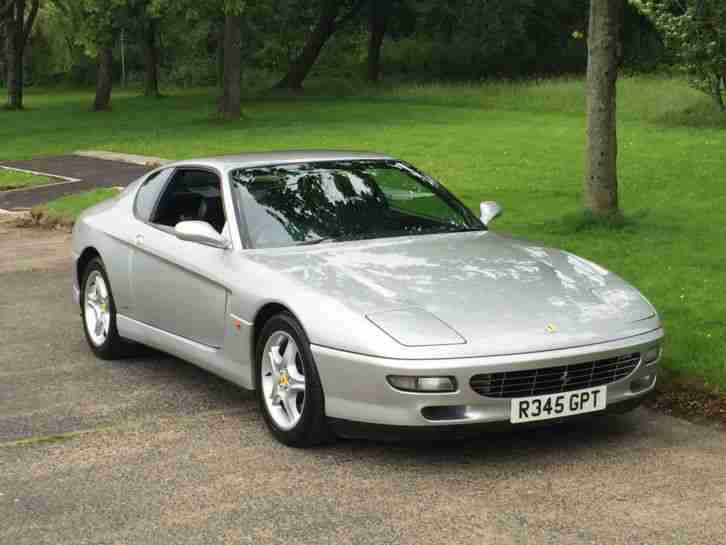 Ferrari 456 GTA 1997 15000 miles only Immaculate example