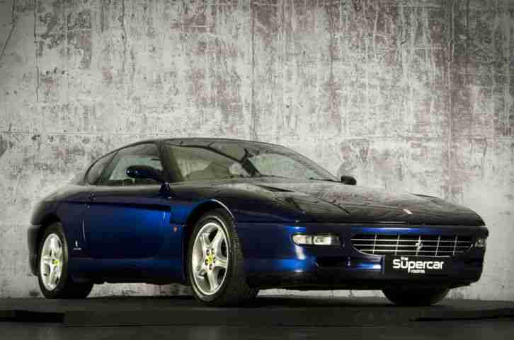 Ferrari 456 GTA 26k Miles Service History Great Investment Potential
