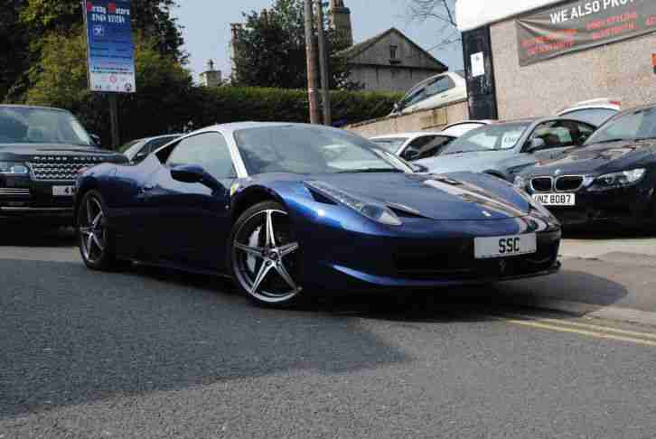458 4.5 Italia 2dr WITH REAR