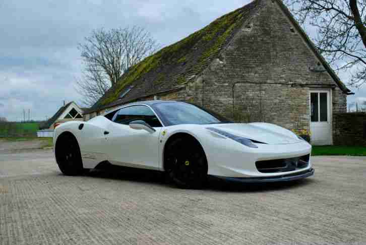 458 Italia 630 Carbon Edition by