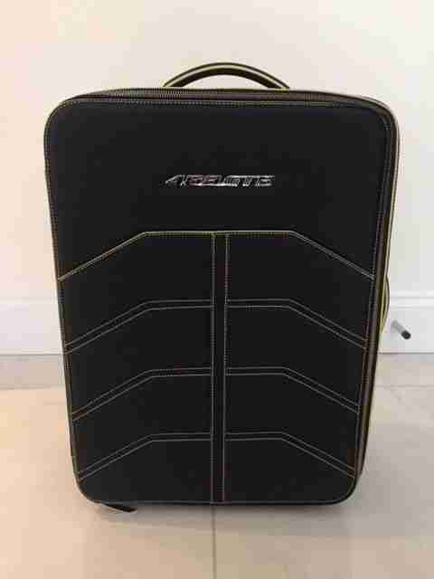 Ferrari 488 GTB Luggage