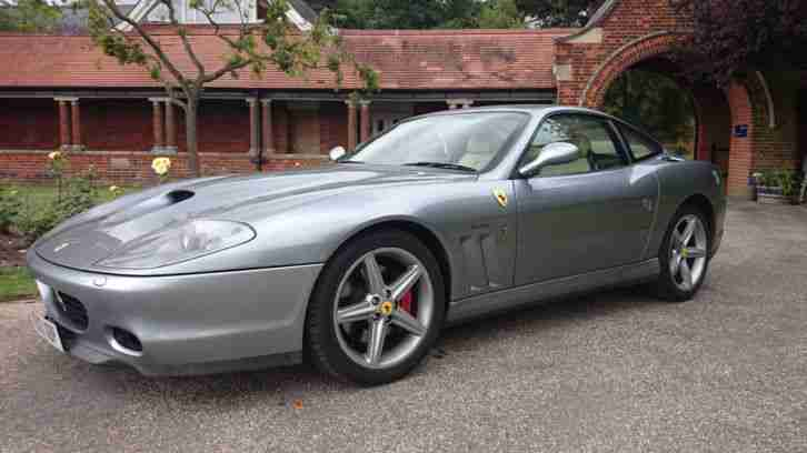 Ferrari 2003. Ferrari car from United Kingdom