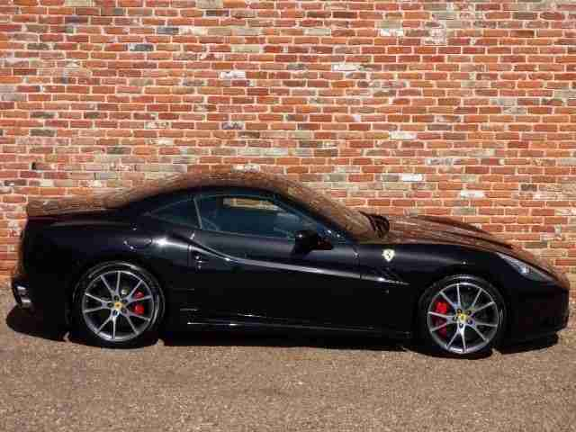 Ferrari California 4.3 2dr STUNNING CONDITION-FFSH PETROL AUTOMATIC 2009