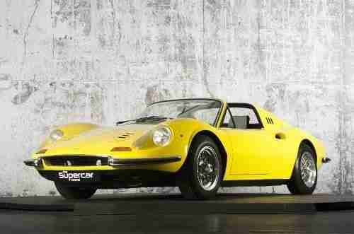 ferrari dino 246 gt spider 2 4ltr v6 for sale car for sale. Black Bedroom Furniture Sets. Home Design Ideas