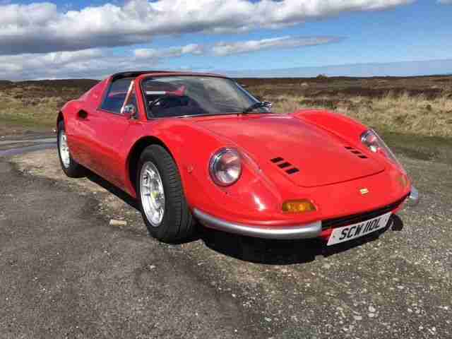 Ferrari Dino Replica Deon Scoperto. car for sale