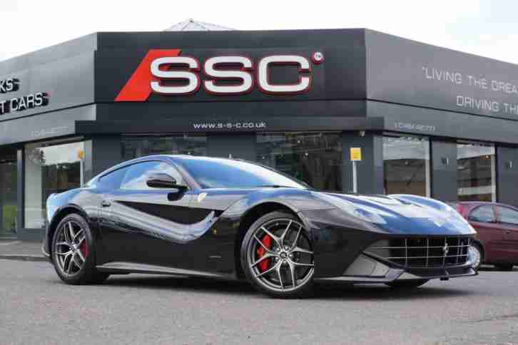 F12 Berlinetta 6.2 2dr WITH LIFT