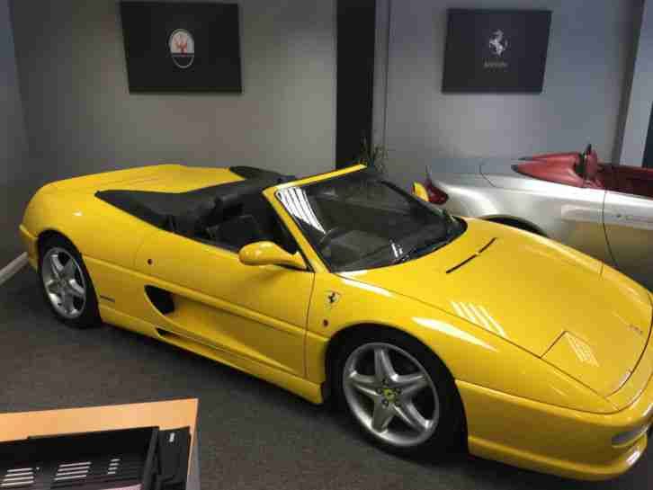 F355 3.5 Spider 2dr 1997 Right Hand