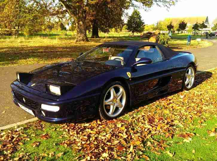 F355 3.5 Spider LHD NICE EXAMPLE