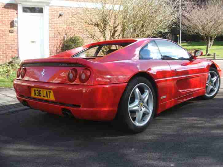 Ferrari F355 Berlinetta Manual LHD
