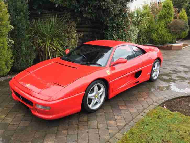 F355 Berlinetta RHD Manual, 2 Former