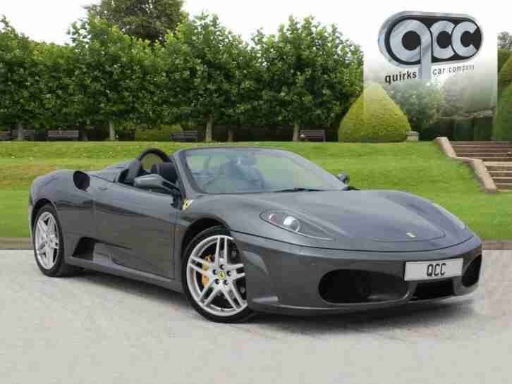 Ferrari F430 SPIDER. Ferrari car from United Kingdom