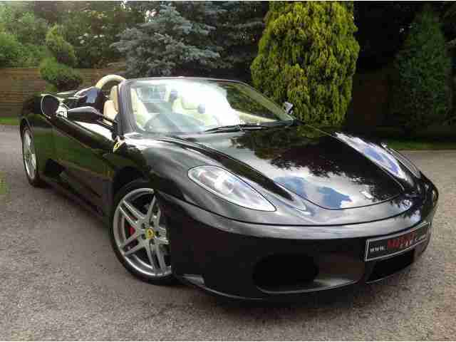 F430 Spider 2dr 4.3 F1 Paddle Shift