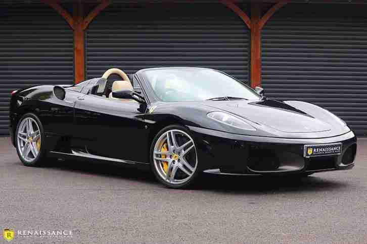 F430 Spider F1 Convertible 4.3 Semi