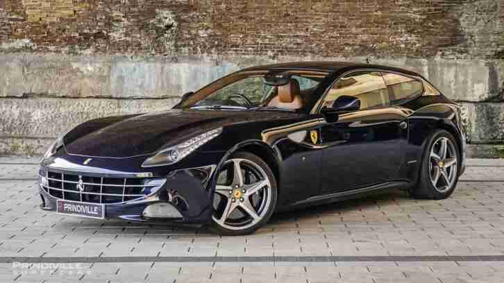 Ferrari FF 6.3 ( 660ps ) 4X4 Auto Seq Ferrari FF Full Main Dealer History
