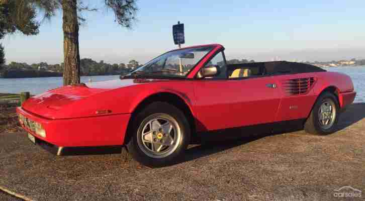Mondial 1986 Cabrio Located in