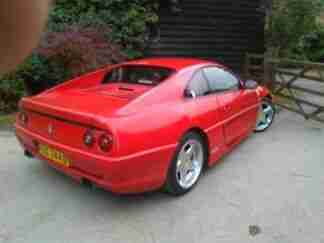 Ferrari/ Mr2 Berlinetta replica 355