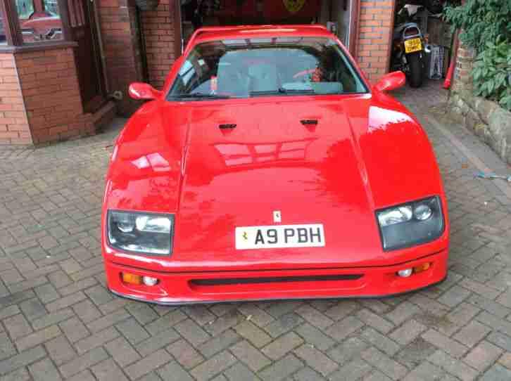 Ferrari F40 Full Size Replica Kit Car. Car For Sale