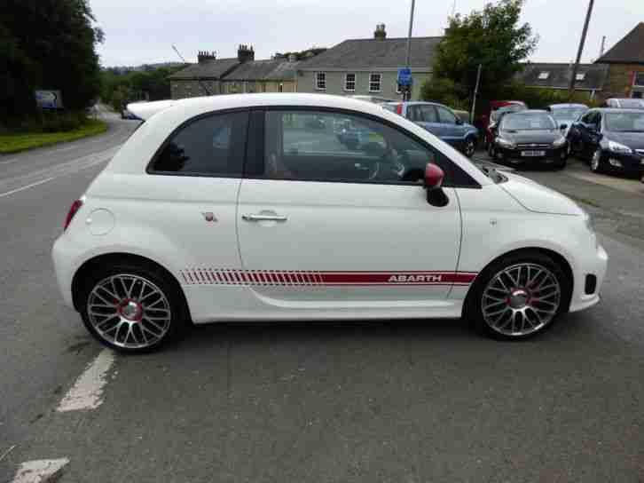 Fiat 2010 500 1 2 S S Sport 3 Door Black Car For Sale