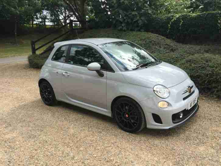 Fiat 500 Abarth 595 Custom 2016 16 Plate Car For Sale