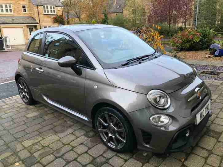 500 Abarth 595 Very low milage, One