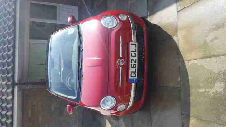 Fiat 500 Twin Air low mileage