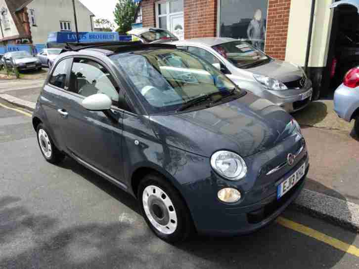 Fiat 500C 1.2 (69bhp) Colour Therapy Convertible 2d 1242cc