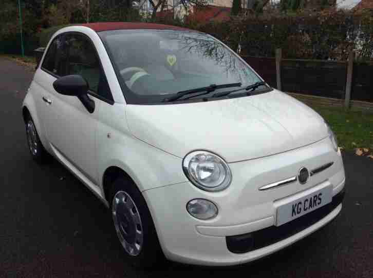 500C 1.2 s s POP convertible BUY FROM