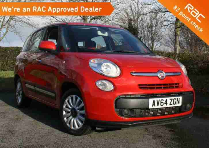 500L 1.3 MultiJet ( s s ) 2014MY Pop