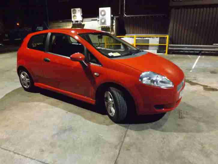 Fiat Grande Punto 1.2 Active 57 Reg Manual