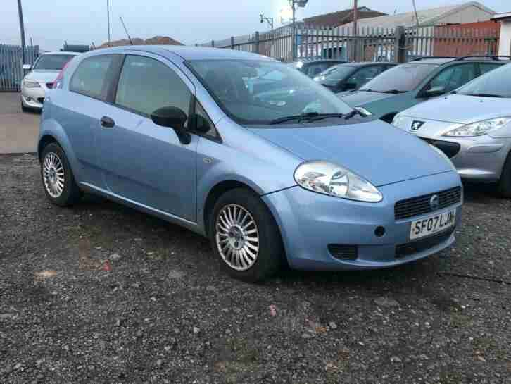 Fiat Grande Punto 1.2 Active LONG MOT EXCELLENT RUNNER