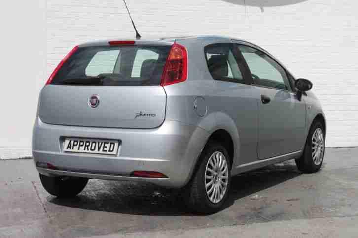 Fiat Grande Punto 1 4 8v 2008 Active Car For Sale