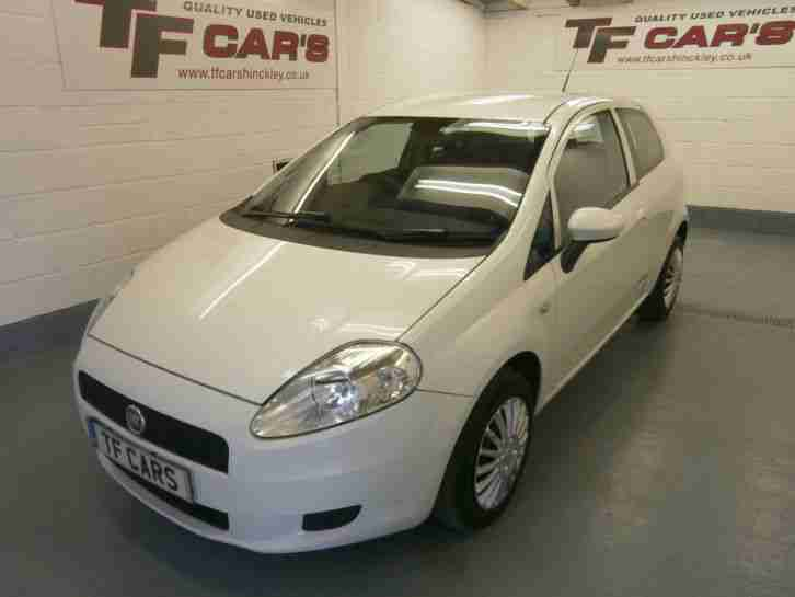 Fiat Grande Punto 1.4 Sound - FINANCE FROM ONLY £23 PER WEEK