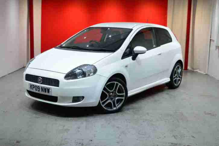 fiat grande punto 1 4 t jet 120 sporting car for sale. Black Bedroom Furniture Sets. Home Design Ideas