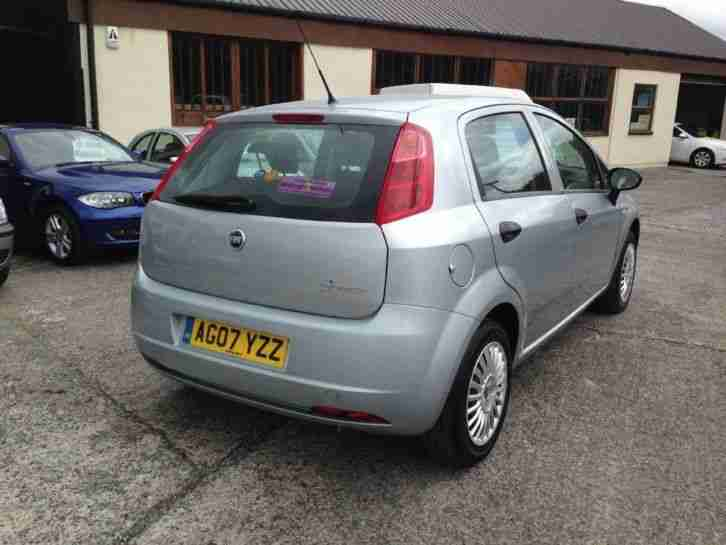 Fiat Grande Punto Hatchback ACTIVE 2007 Only done 28k miles