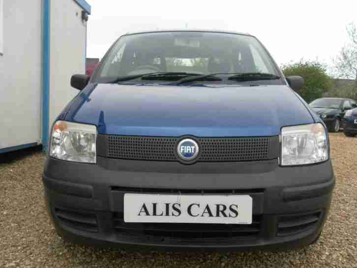 Fiat Panda 1.1. Fiat car from United Kingdom