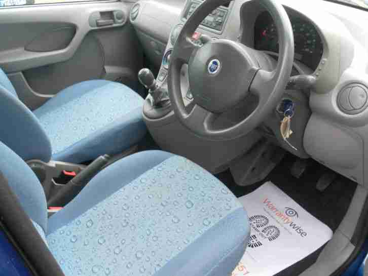 Fiat Panda 1.1 Active 5 door hatch/back