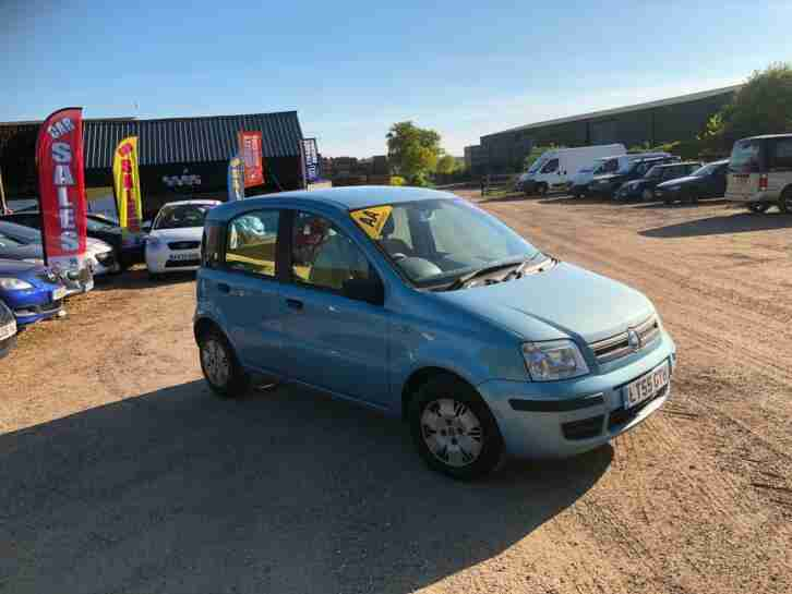 Fiat Panda 1.2 Dynamic 12mths MOT 3mths parts & labour warranty