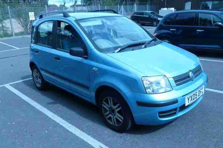 Fiat Panda Eleganza. Fiat car from United Kingdom