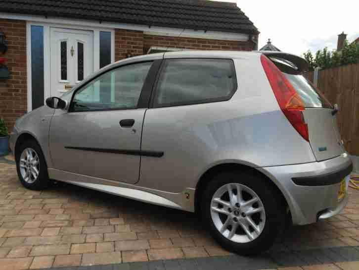 Fiat Punto 1 2 Mk2 Sporting Abarth  Car For Sale