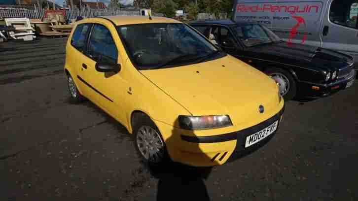 Fiat Punto 1.2 MOT until May 2017 - Spares/repairs