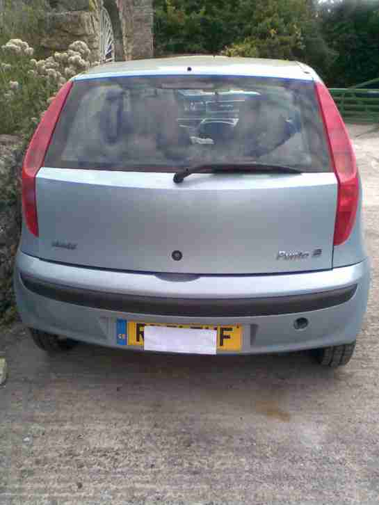 Fiat Punto 2002 1.2l. 53000 miles, excellent condition. for repair