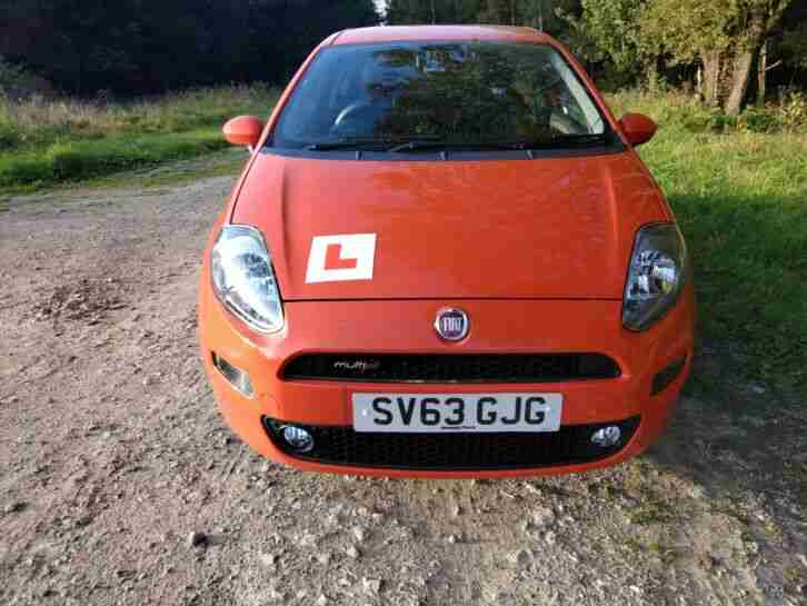 Fiat Punto 63 Plate 1.2l Easy with Brio Pack